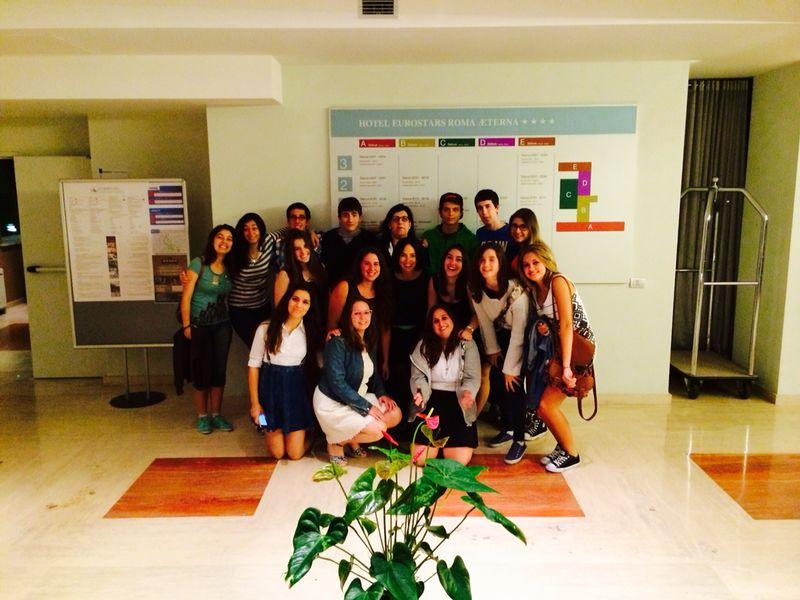 2014-05-26 al 30 Viatge a Roma - 4T ESO - 01