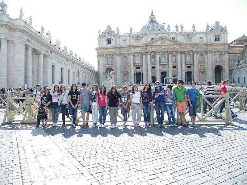 2014-05-26 al 30 Viatge a Roma - 4T ESO - 02