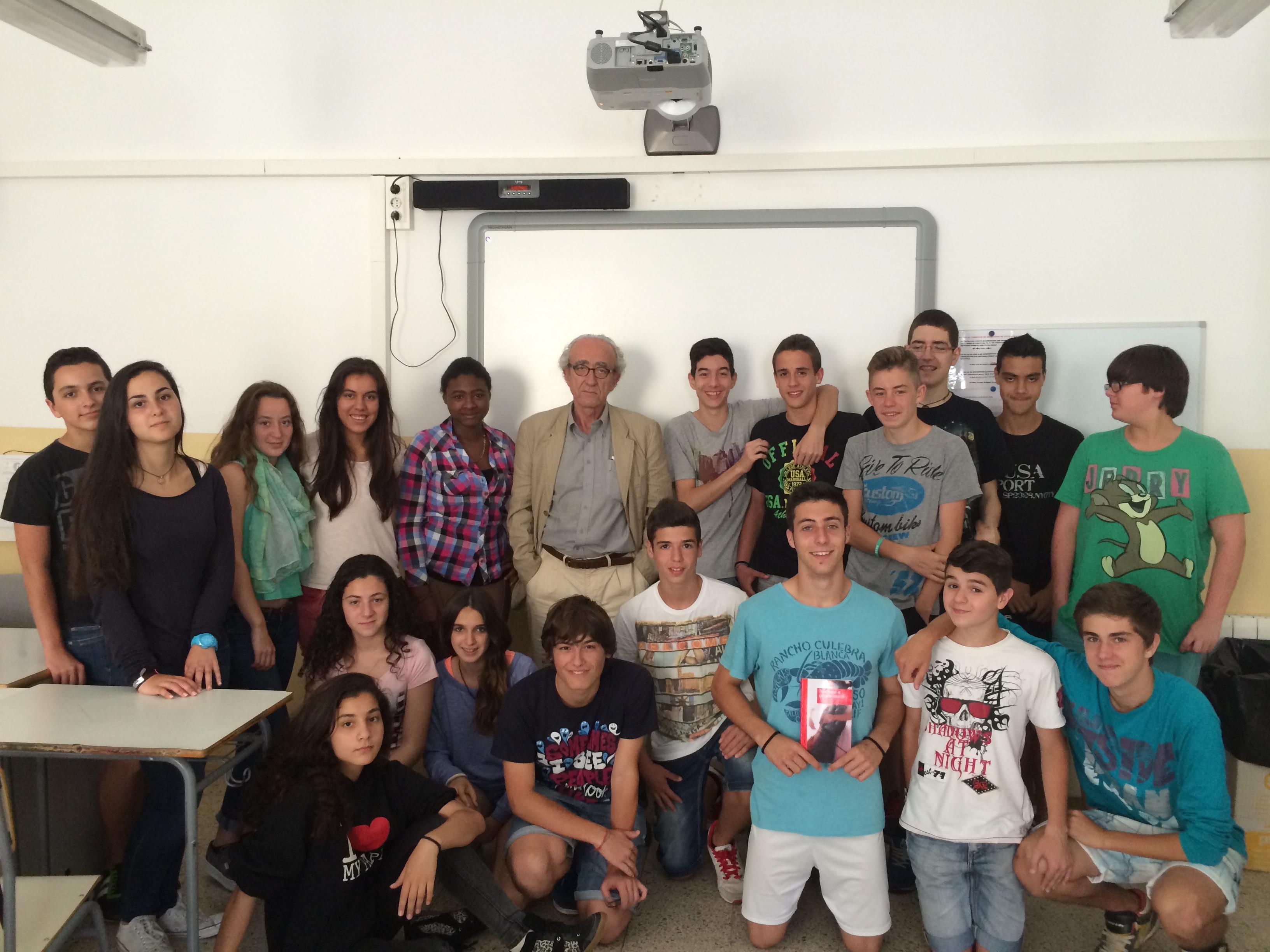 2014-06-06 y 17 Escriptors - Pere Pons 3r ESO