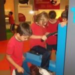 2014-10-17 Visita al Museo de Terrasa 3r i 4t (1)