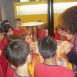 2014-10-17 Visita al Museo de Terrasa 3r i 4t (14)