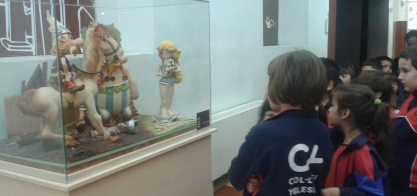 Sortida al Museu de la Xocolata de Barcelona – 1r i 2n Primària