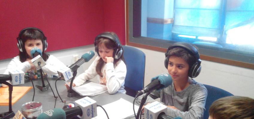 Ja pots escoltar el segon programa d'Obrim els ulls a Ràdio Canet