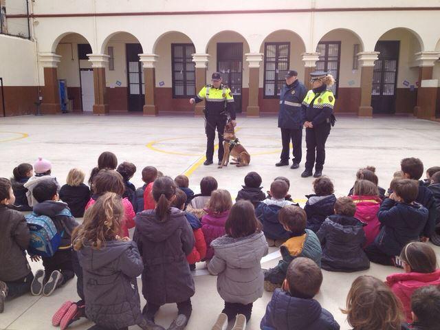 Gossos policia