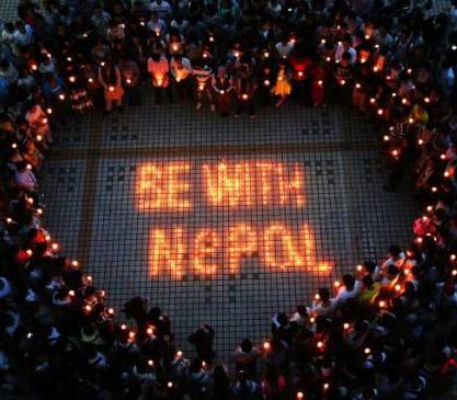 Berenars solidaris per ajudar a Nepal