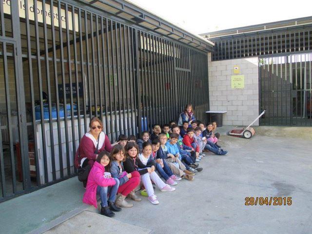 2n i 5è participen als tallers de l'Ajuntament