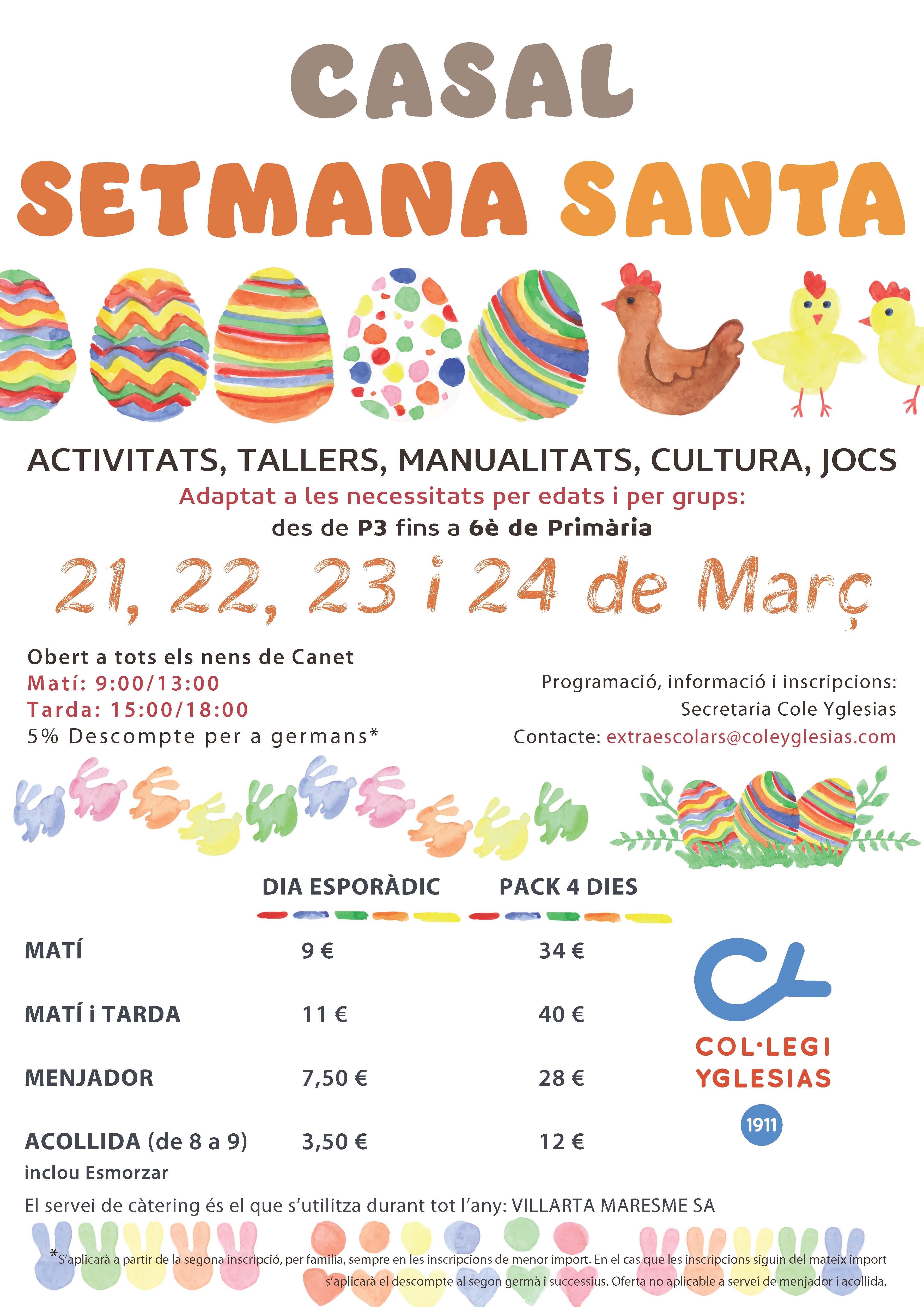 Yglesias Easter 2016