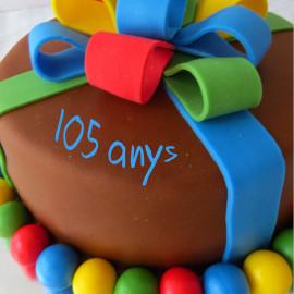 Aniversari  105 Anys !!!