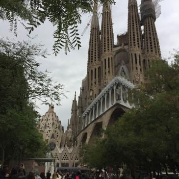 Sortida gaudiniana a la Sagrada Família i el Parc Güell
