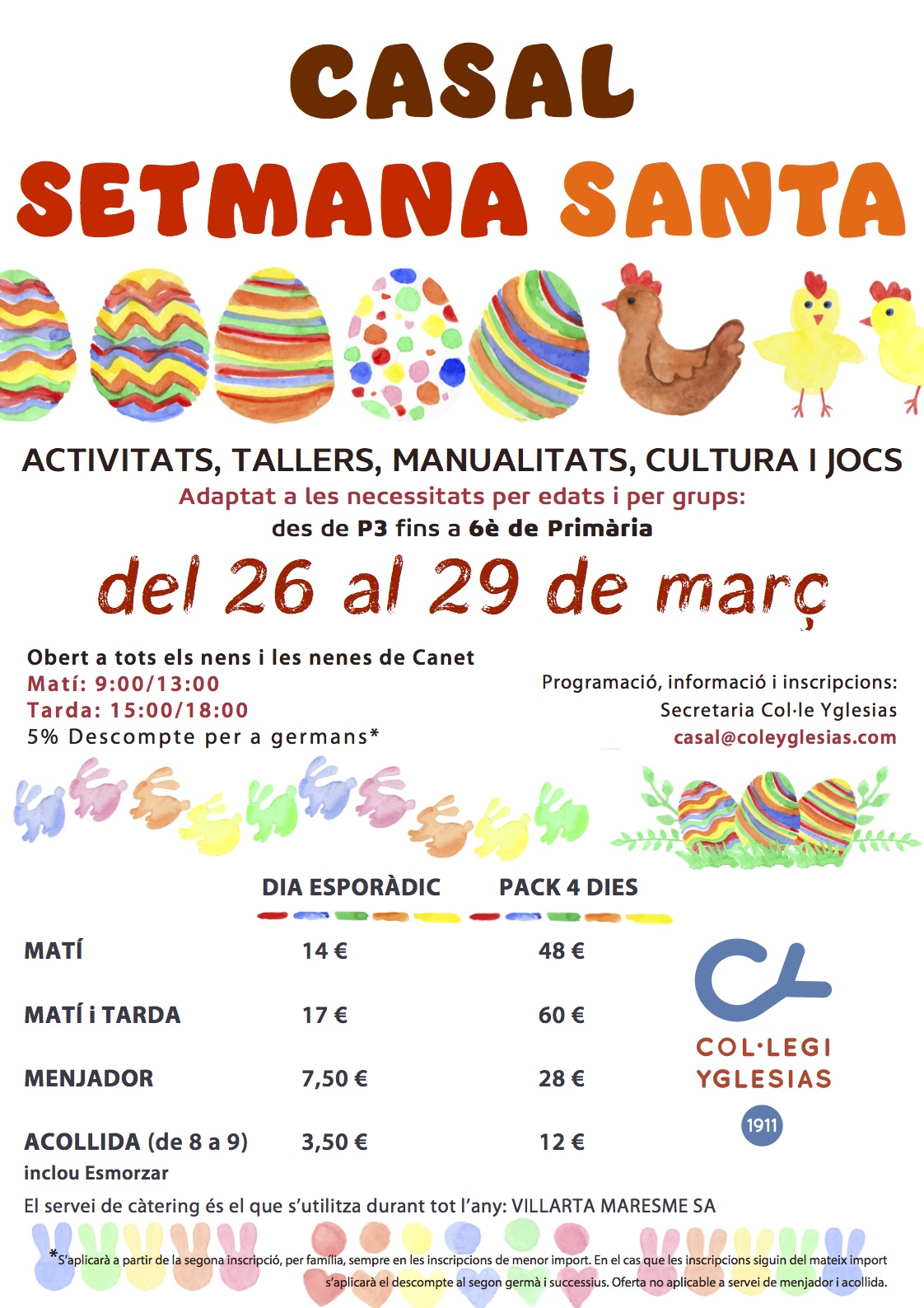 Casal Yglesias Easter 2018