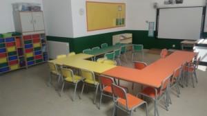 Classes infantil1