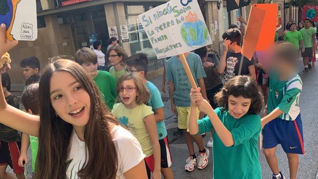 Una setmana per aturar la crisi climàtica